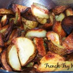 How To Use An Apple Corer To Make Easy Homemade Potato Wedge Fries