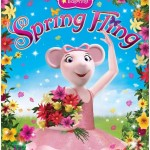 Angelina Ballerina Spring Fling + Giveaway