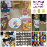 Easter Egg Learning Activities For Little Ones (Learn & Link WITH LINKY)