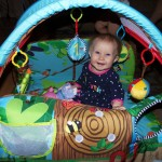 Tiny Love Gymini Developlace Activity Play Mat/Gym Review & Giveaway
