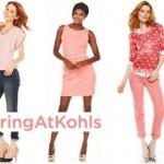 Hottest Spring Trends – Kohl's Spring Fashion Google Hangout #SpringAtKohls
