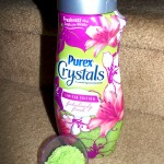 Purex Crystals Fabulously Fresh + Giveaway