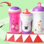 Tommee Tippee Three Ring Circus Sippy Cup Collection (Review & Giveaway)