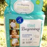 My New Preferred Diaper Choice — Well Beginnings #WellBeginnings