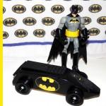 (Awanas) Batmobile Pine Box Derby (Learn & Link With Linky)