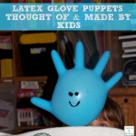 Kid Made Puppets & Puppet Show (Learn & Link With Linky)