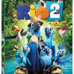 Flying To DVD……….. Rio 2 (Giveaway) + Fun Printables #Rio2Insiders