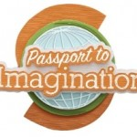 Passport To Imagination Crafting Fun At Michaels / Completed Life Cycle of Butterfly Crafts