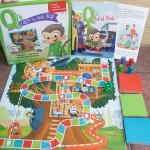 Race For Fun With Q's Race To The Top Board Game