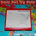 Staying Organized With Our Family Road Trip Binder
