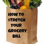 How to $tretch Your Grocery Bill