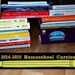 Our 2014-2015 Homeschool Curriculum (Learn & Link W/ Linky)