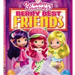 Strawberry Shortcake Berry Best Friends Coloring Page + Giveaway #BerryBestFriends