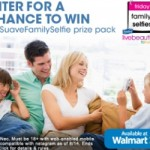 Take A Family Selfie And Win Great Prizes #SuaveFamilySelfie