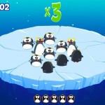 Can You Keep Your Penguin On The Ice, Try With Stay On The Ice APP