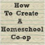 How To Create A Homeschool Co-op (Learn & Link)