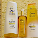 Dove Pure Care Dry Oil Products Solved My Frizz! #SilkyHairDare #CG