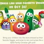 Dress Like Your Favorite Veggie Or VeggieTales #FCVeggies
