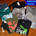 Clothes For Every Occasion With OshKosh B'Gosh #GIVEHAPPY