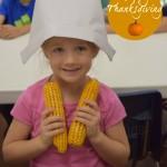 Pilgrim Girl – Almost Wednesday / Wordless Wednesday With Linky