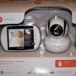 Extra Set Of Eyes With The MBP36S Motorola Remote Wireless Baby Monitor #MotorolaBabyMonitor #CleverGirls