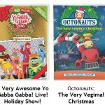 Get Into The Christmas Spirit With Fun Kids Movies (Giveaways)