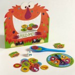 Family Fun With Feed The Woozle Cooperative Game + Giveaway