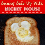 Sunny Side Up With Mickey Mouse