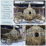 Cinderella's Carriage Up Close #WDWBigFun (Wordless Wednesday With Linky)