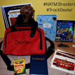 Our Spring Break Adventure With Dexter #NATM3Insiders #TrackDexter