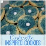 Cinderella Inspired Cookies