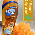 Dial Miracle Oil Body Wash Does Miracles On Skin! (Giveaway)