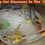 """Digging Out Dinosaurs In The """"Ice Age"""" For World Water Day"""