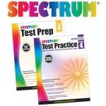 Preparing Children For Test Taking With Spectrum Test Books #SpectrumTestPrep