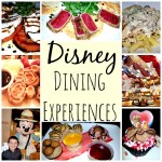 Disney Dining Experiences Are Super Tasty!