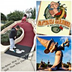Disney's Fantasia Gardens Miniature Golf Is A Hole In One! #WDWBigFun