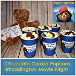 Family Movie Night With Paddington Bear / #Paddington Movie Treat Recipe #MovieNight