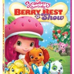 Strawberry Shortcake Berry Best In Show Giveaway + Coloring Pages #BerryBestInShow