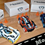 Off To The Race….. Modarri Cars Are In The Lead!