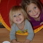 Pop Up Play — (Almost) Wordless Wednesday With Linky
