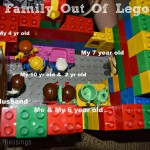 Our Family Out Of Lego's (Almost) Wordless Wednesday With Linky