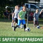 Kids Summer Sports Safety Preparedness Tips #SummerSafety