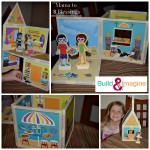 Children Can Create And Building With The Build & Imagine Sets