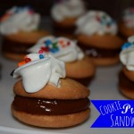 Cookie Pudding Sandwiches