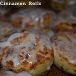 Weekend Breakfast With Pillsbury Cinnamon Rolls #CinnamonRollSaturday