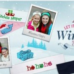 Girl's Festive Holiday Hair Accessories + Giveaway