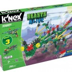 It's Alive With The K'nex Beasts Alive Stompz Building Set + Giveaway