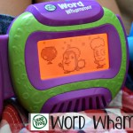 Learning Letter, Sounds & Words With Leapfrog Word Whammer #LeapFrogMomSquad
