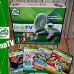 Kids Will Not Want To Stop Playing The LeapTV Video Gaming System  #LeapFrogMomSquad