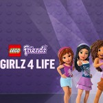 LEGO Friends: Girlz 4 Life Movie (Giveaway- Closed)